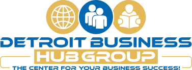 Detroit Business Hub Group logo